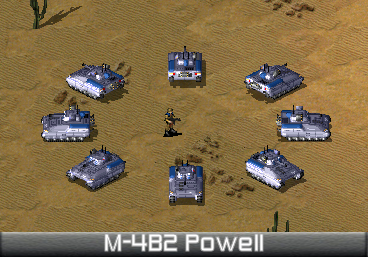 Allied M-4 Powell - Ingame.png