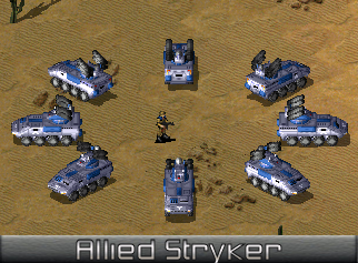 Allied Stryker (Rocket Mode) - Ingame.png