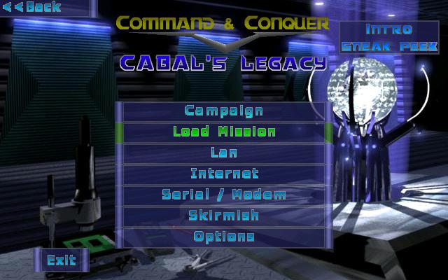 Cabal's Legacy valikko.png