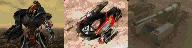 Cyborg Commando, Scorpion Tank and Artillery.PNG