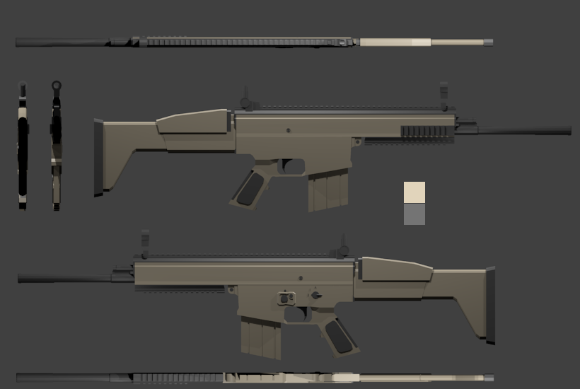 Scar-h all views and colors.png